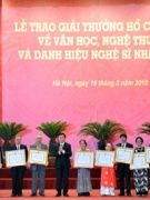 Council established for Ho Chi Minh Award and State Award