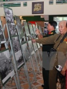 """Historical moments"" photo exhibition opens"