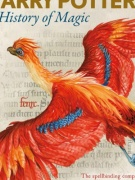 Bìa cuốn Harry Potter A History of Magic