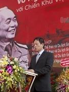 Triển lãm Đại tướng Võ Nguyên Giáp với Chiến khu Việt Bắc