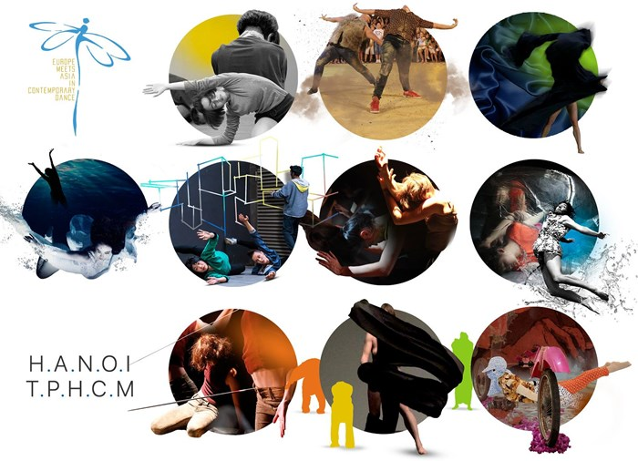 Europe Meets Asia in Contemporary Dance 2017 2
