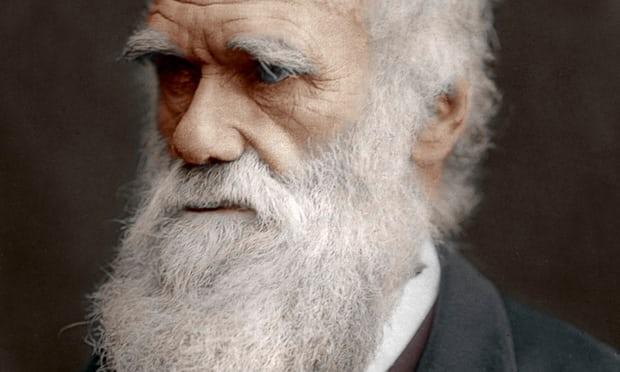 Cha đẻ thuyết tiến hóa Charles Darwin