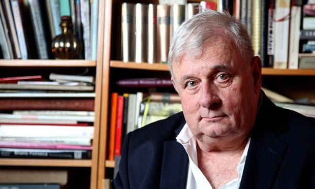 Nhà văn Edmund White