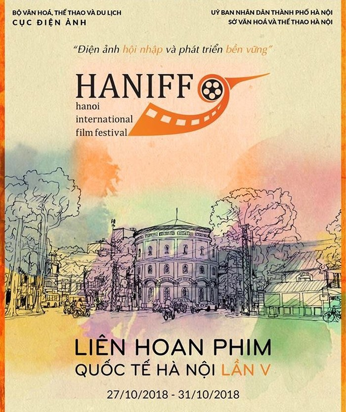 Liên hoan Phim Quốc tế Hà Nội 2018