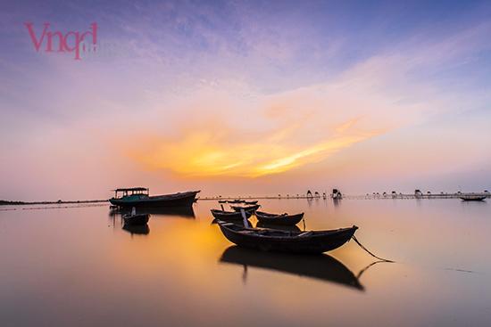 Vẻ đẹp bình yên của Đồng Châu