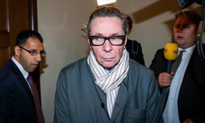Nhân vật chính khiến Nobel Văn học 2018 bị huỷ vừa bị toà kết án